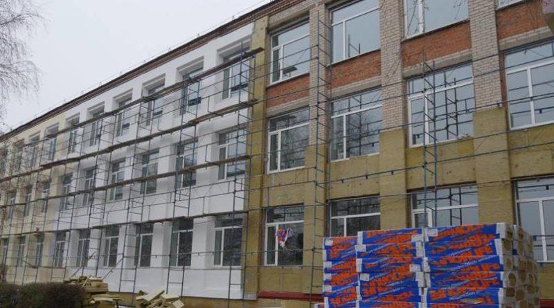 Цього року на ремонти садочків, шкіл та інших соціальних об'єктів витратять понад 67 мільйонів гривень. Перелік
