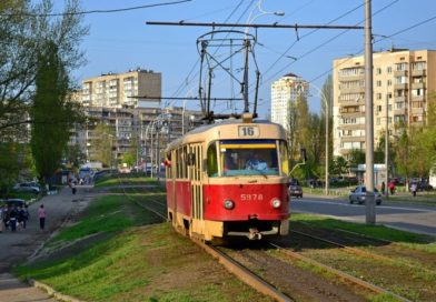 Трамвайний маршрут №16 продовжать до Контрактової площі