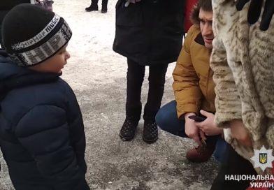 Поліцейські протягом години знайшли хлопчика який загубився