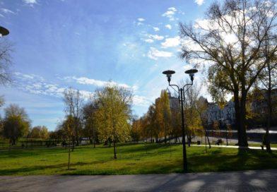 Відкрито третю чергу реконструкції парку «Наталка»