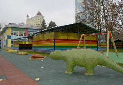 В Оболонському районі відкрили оновлений дитячий садок №593