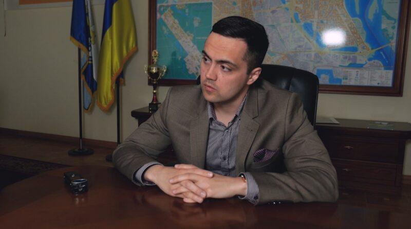 Інтерв'ю з новопризначеним Головою Оболонської РДА Кирилом Фесиком