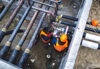 В 2021 році на капітальний ремонт теплових мереж витратять понад 13 мільйонів гривень